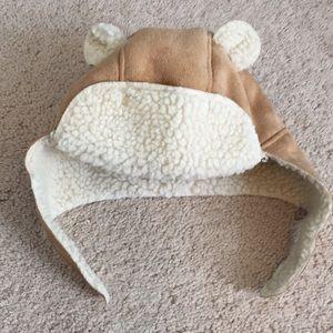 Babygap sterling bear winter hat